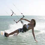 Tammy Camp, Kiteboarding World Record Holder