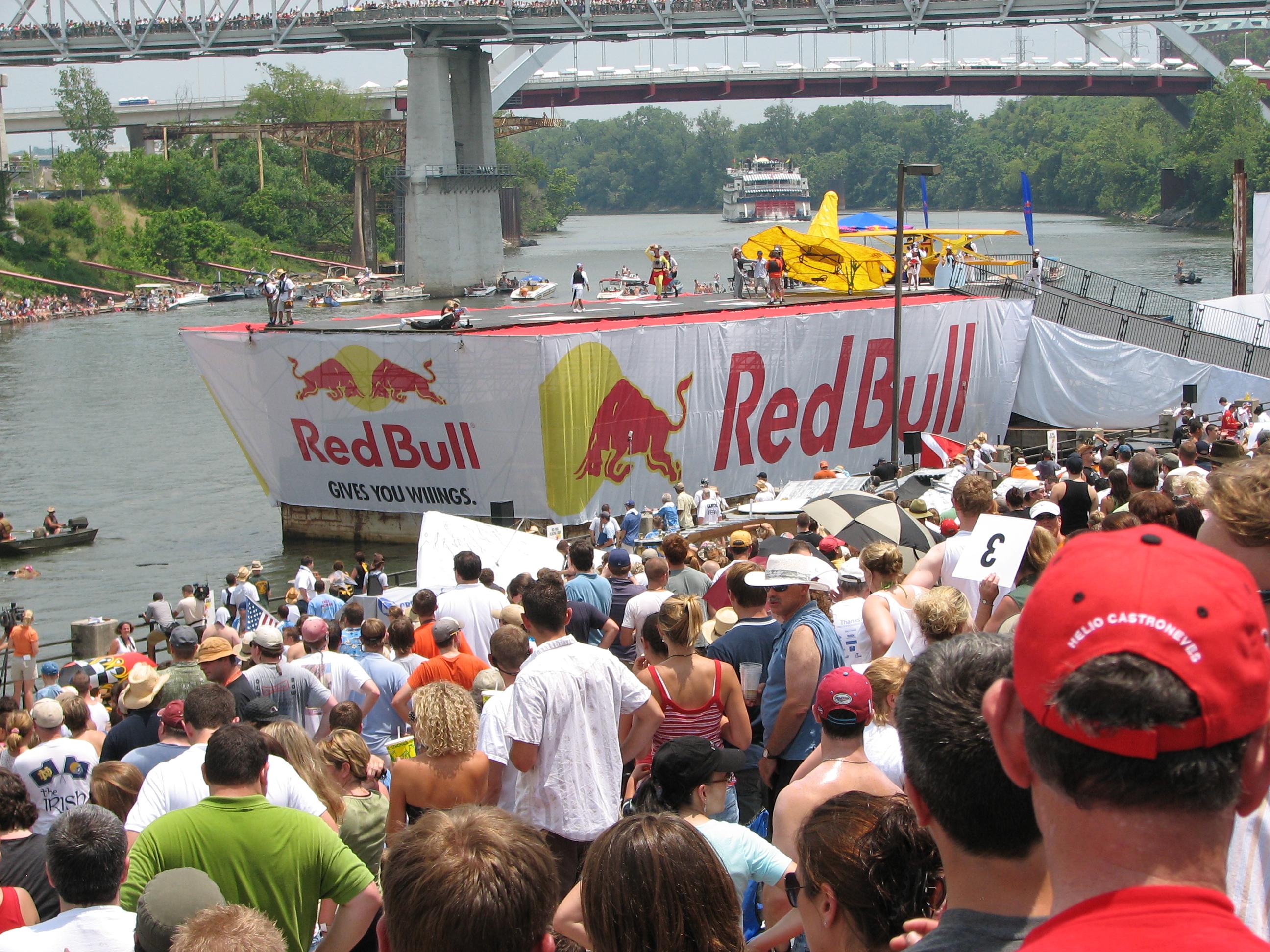 Red Bull Flugtag Nashville 2