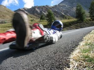 Street Luge Extreme Sports