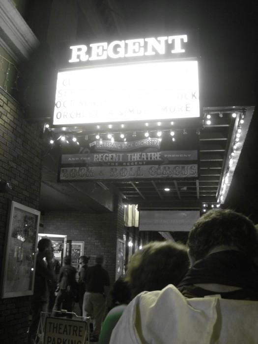 Reel Rock Film Tour 2011 line