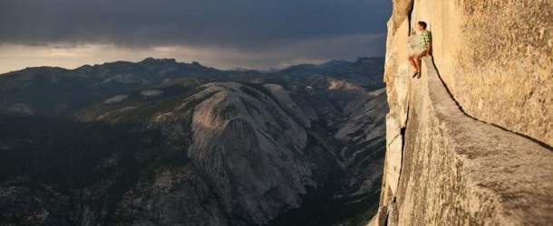Alex Honnold, the Quirky Rock Climbing Beast