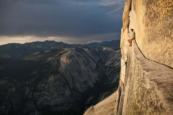 Alex Honnold Quirky Beast Yosemite