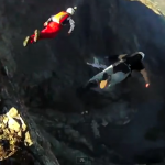Oh, Beautiful. BASE Jumping in Norway.