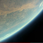 First GoPro HD Camera in Space: 80,000 Feet