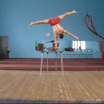 Insane Russian Balance Training