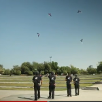 Freestyle Kite Flying in the UAE with Red Bull Kiteforce