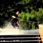 NIKE 6.0 Athletes Ben Horan, Andrew Pastura, Matt Manzari and Nick Taylor Go Wakeskating