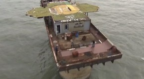Skateboarding Sealand – The World's Smallest Country