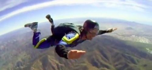 Kurt Swann Skydiving