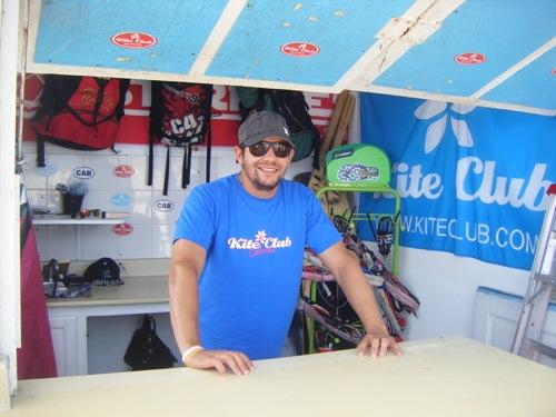 Fernando Subero Kite Club Puerto Plata