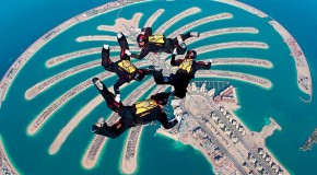 The Best Place to Skydive on Every Continent
