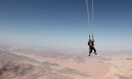 Skydive Jordan Wadi Rum3