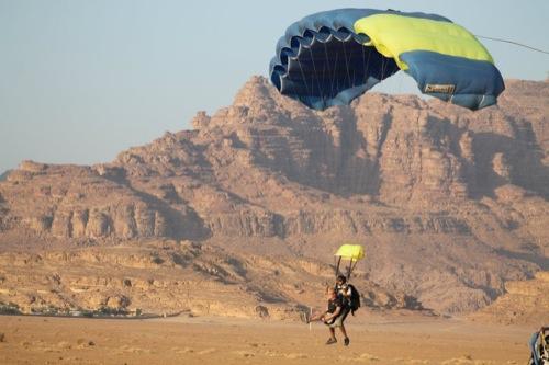 Skydive Jordan Wadi Rum1