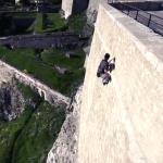 Manu Romain, Urban Climber Extraordinaire