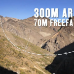 World's Highest Swing is a 300 Meter Arc