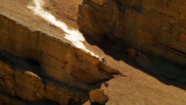 where the trail ends mountain biking gobi desert