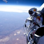 Felix Baumgartner 22-Mile Supersonic World Record Stratos Skydive