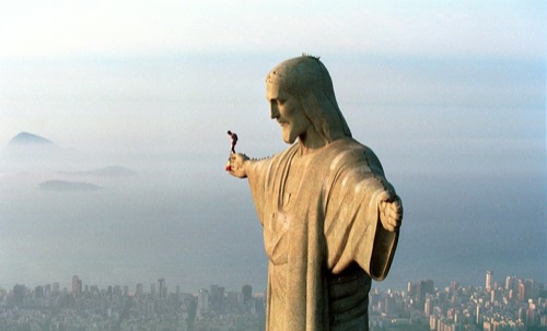Felix Baumgartner BASE Rio