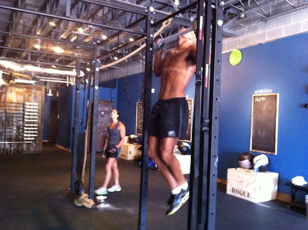 David Goggins Pullups World Record