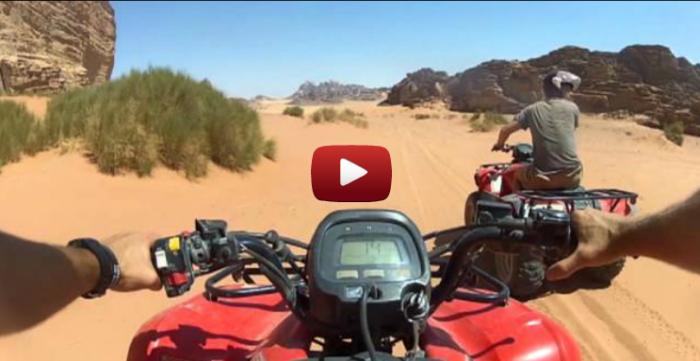 Wadi Rum ATV