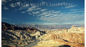 Chase Norton's 228-Mile Solo Trek Across Death Valley