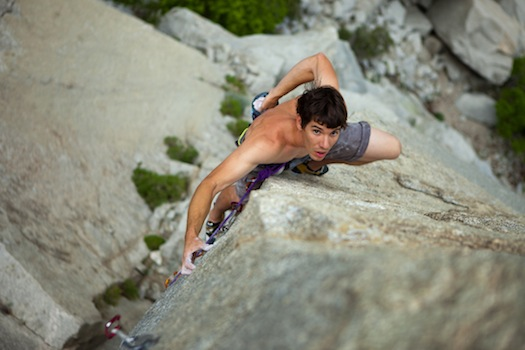 alex honnold rock climbing fitness