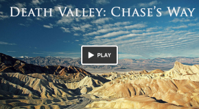 Chase Norton Completes 10-Day, 228-Mile Solo Trek Across Death Valley