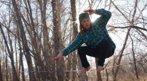 Hitting the Line: Slacklining Trend Continues to Grow
