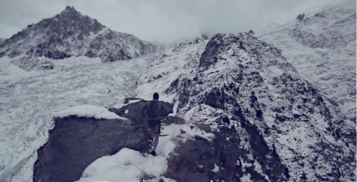 Kilian Jornet's Speed Climbing Break