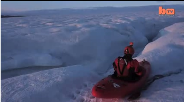 Youtube Ben Stookesberry Kayaks Glacier