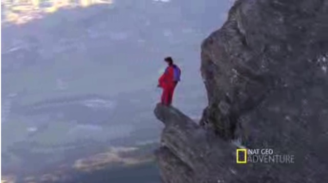 Youtube Dean Potter's Ultimate BASE Jump