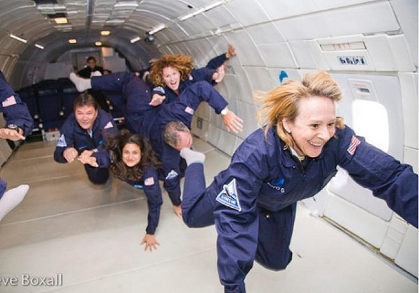 7 ideas for an extreme tourism trip zero g