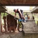 Chris Akrigg, Freestyle Biking Awesomeness