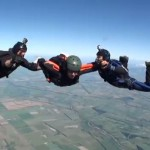 Paraplegic's First Solo Skydive