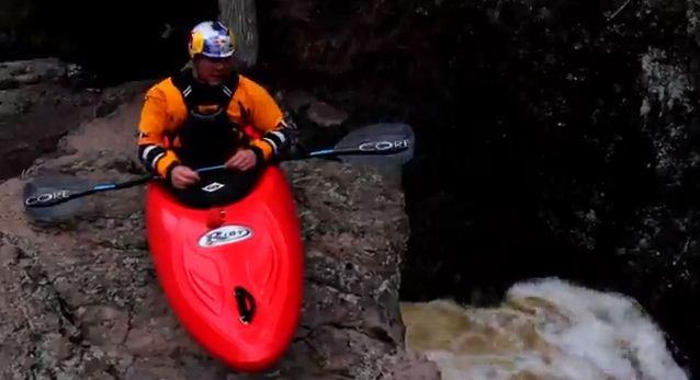 Kayaking Waterfalls with Steve Fisher