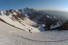 Paragliding and Speedskiing in the Belledonne Mountains