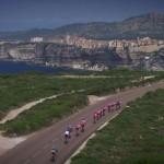 Tour de France in Corsica