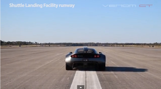 world's fastest car venom GT