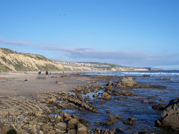 crystal cove top los angeles beach