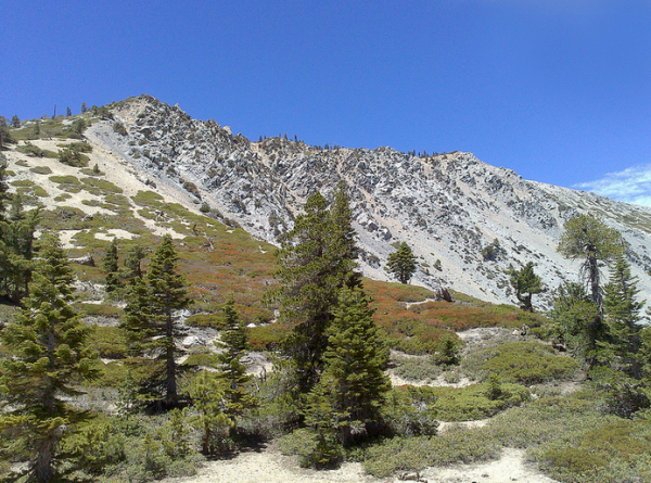mt. baldy top hikes in los angeles