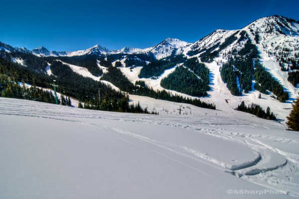 crystal mountain ski resort near seattle