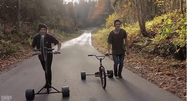 Drift Trike Cesis TM