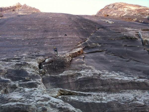 las vegas climbing sites dream of wild turkeys