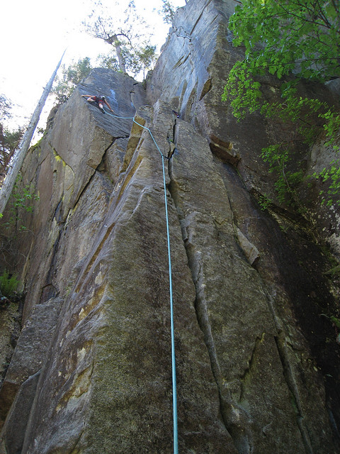 best rock climbing in seattle - index