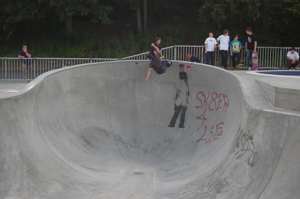 best seattle skateparks woodland park