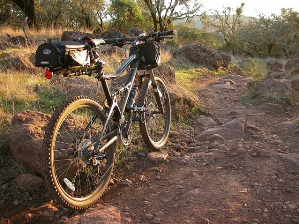 best mountain biking trails in san francisco annadel state park