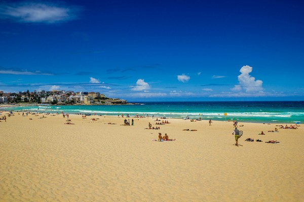 bondi beach 5 best beaches in sydney