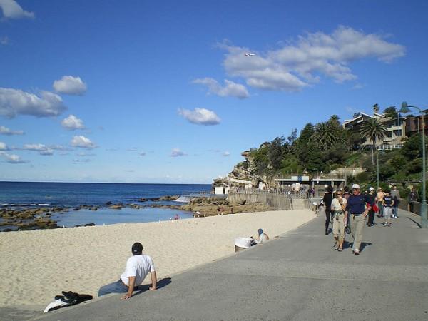 bronte beach top 5 beaches in sydney