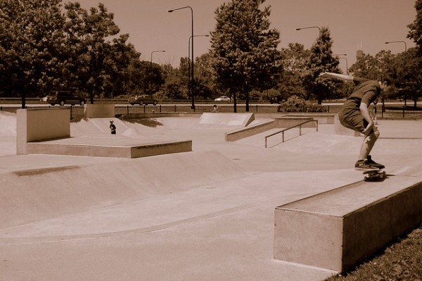 5 best chicago skate parks burnham skate park