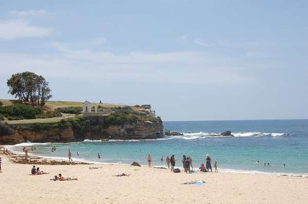 coogee beach top 5 beaches in sydney